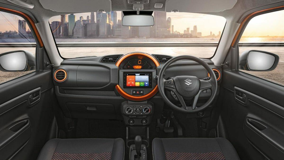 Maruti Suzuki S Presso Interiors