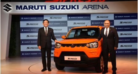 Maruti Suzuki S-Presso Launched; Prices Start From INR 3,69,000 Ex-Showroom
