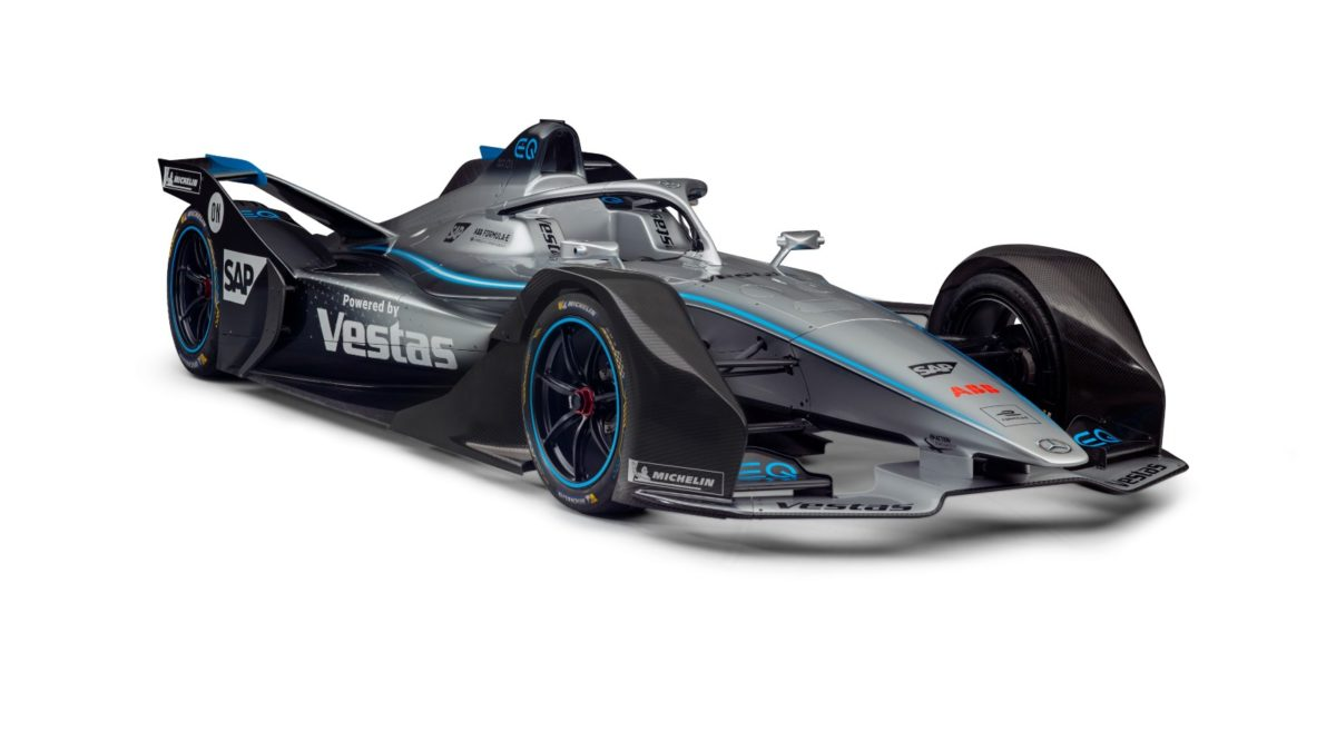 Mercedes Benz Formula E Team 1