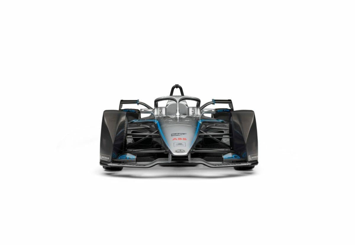 Mercedes Benz Formula E Team 2