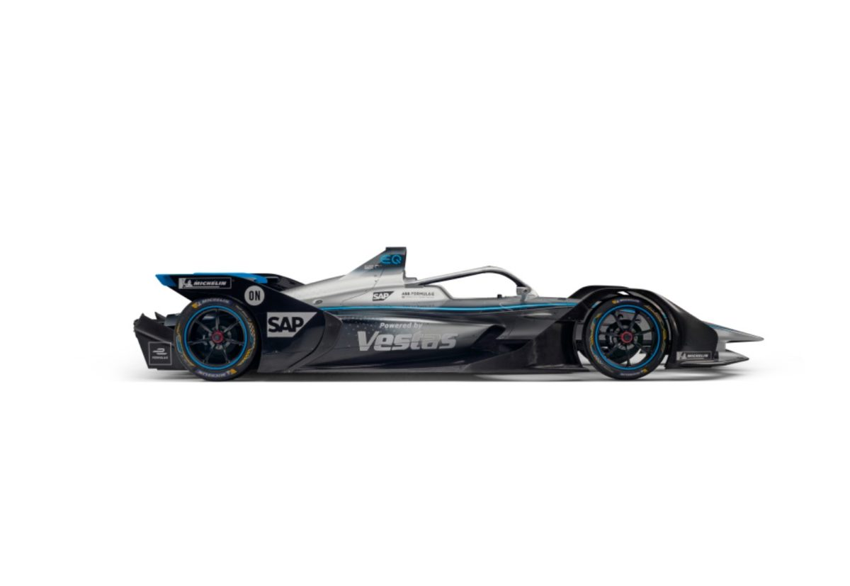 Mercedes Benz Formula E Team 3