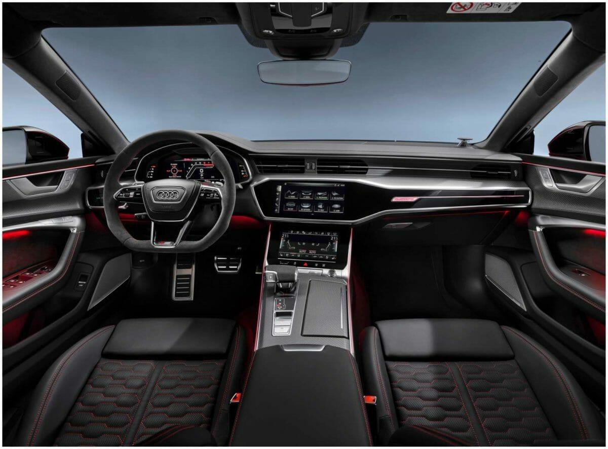 RS7 Audi Sportback 2