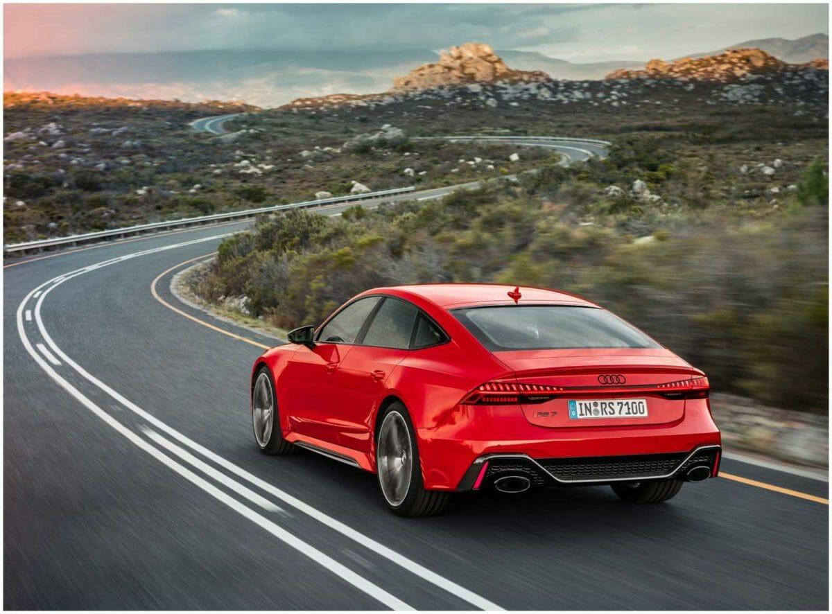 RS7 Audi Sportback 4