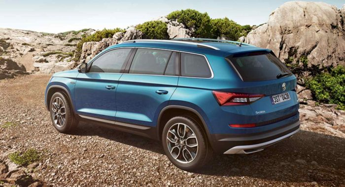 skoda kodiaq scout all you need to know motoroids