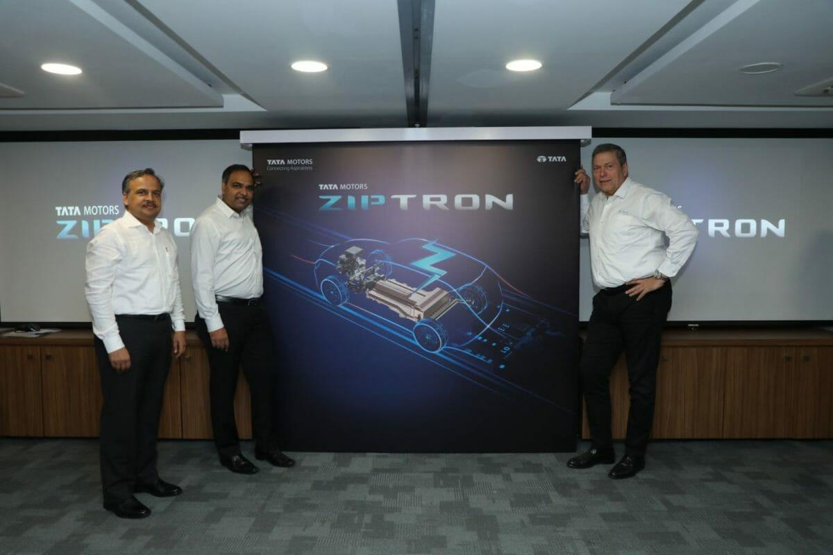 Tata Motors Ziptron Electric Vehicle Technology