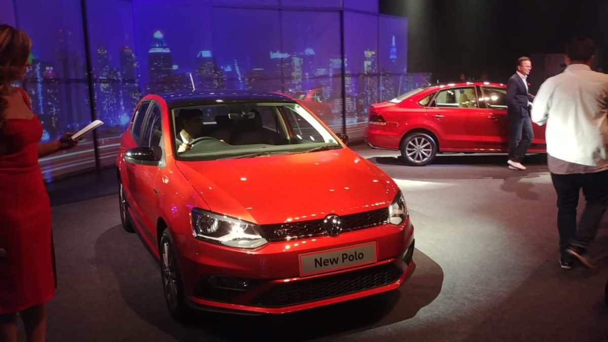 Volkswagen Polo 2019 Facelift