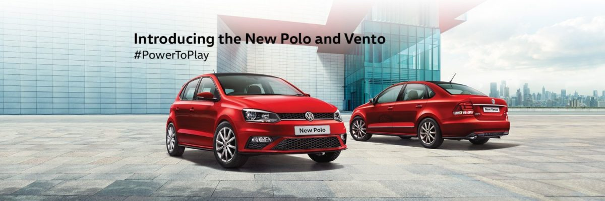Volkswagen Vento & Polo 2019 Facelift