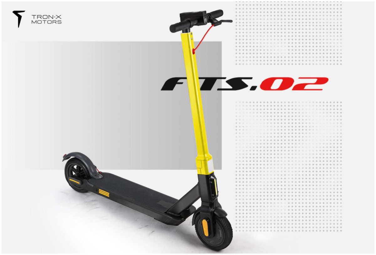 tronx scooter 3