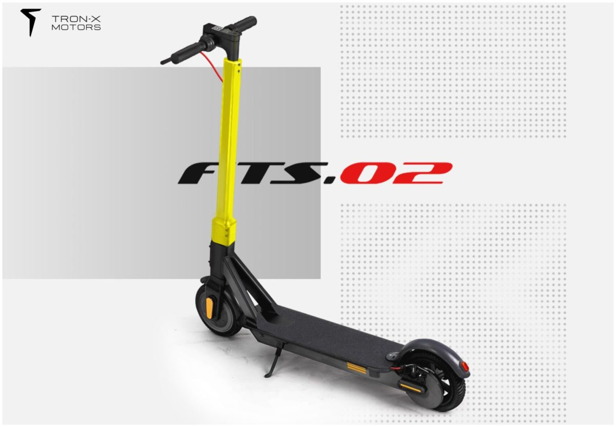 tronx scooter 4