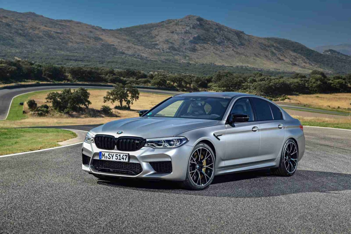 02 Image – The new BMW M5 Competition