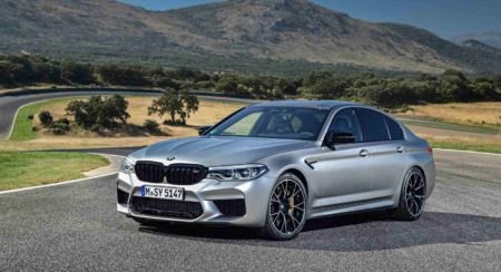 02 Image - The new BMW M5 Competition