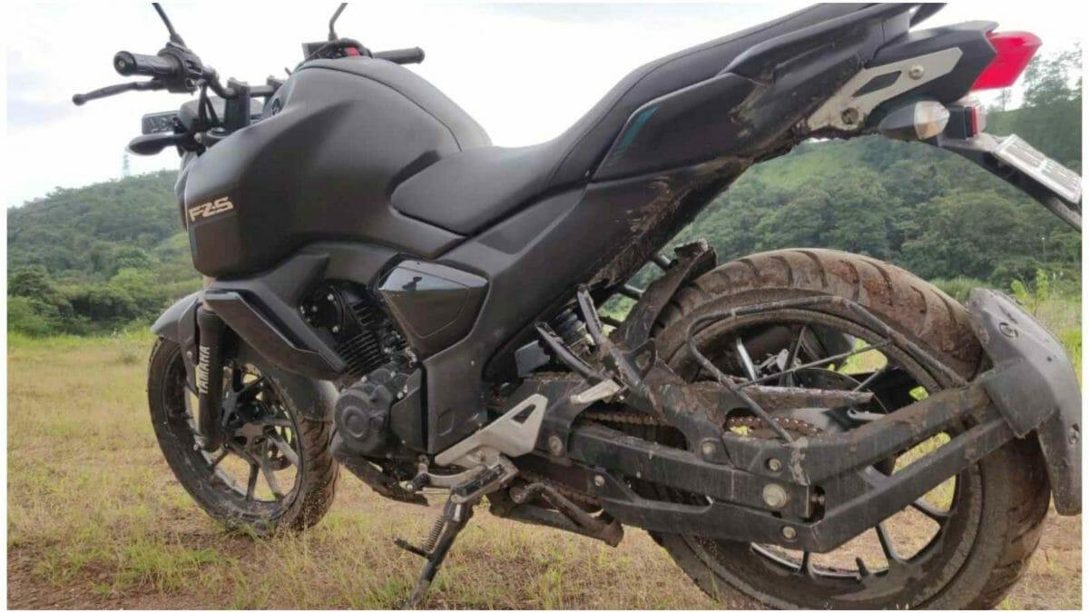 Yamaha FZ-S V3.0