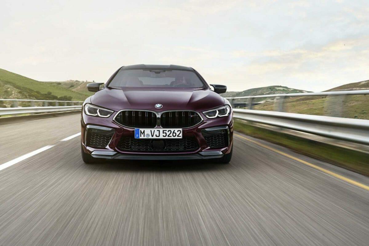 2019 BMW M8 Gran Coupe (7)
