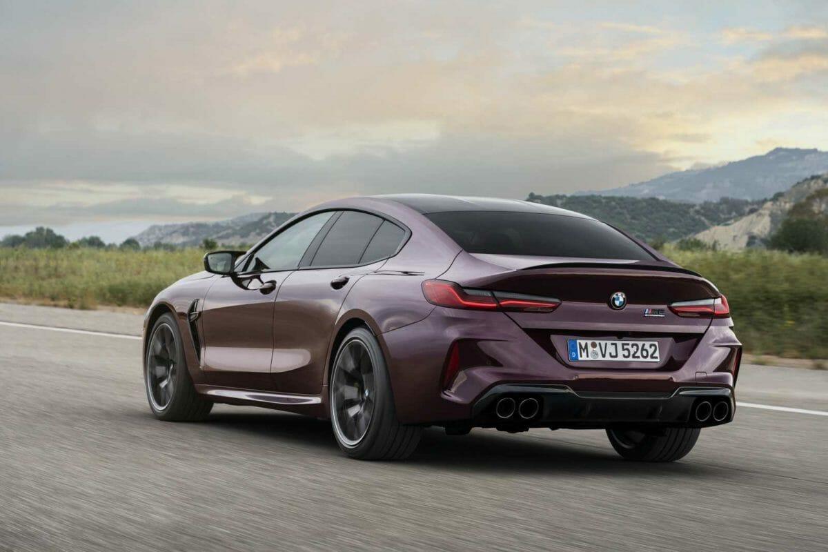 2019 BMW M8 Gran Coupe (9)