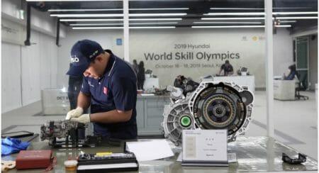 2019 Hyundai World Skill Olympics