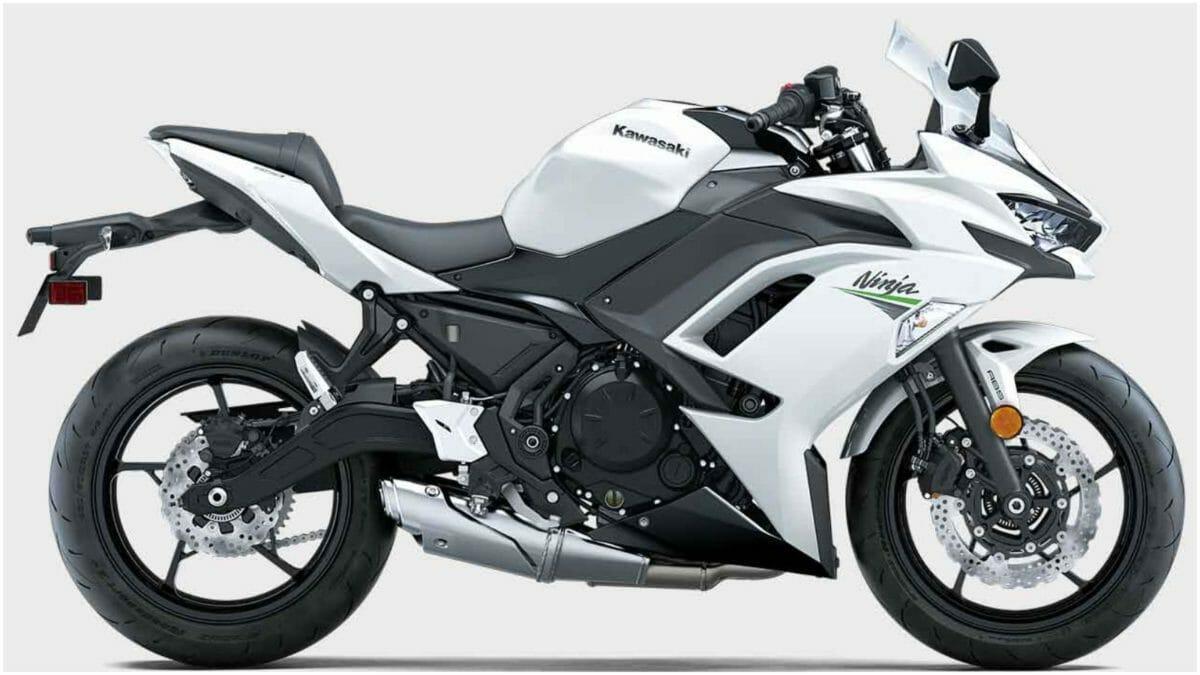 2020 Kawasaki Ninja 650 1