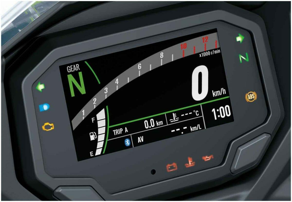 2020 Kawasaki Ninja 650 6