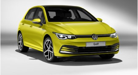 2020 Volkswagen Golf 1