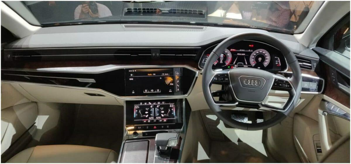 Audi A6 launch india 2019 11