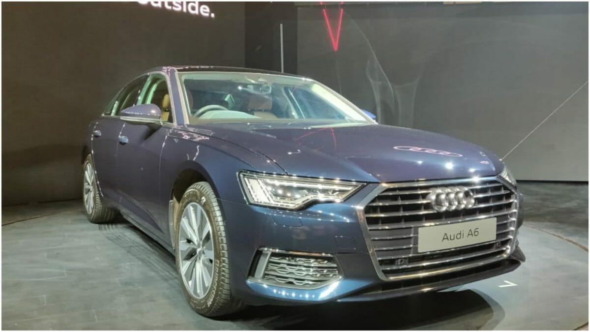 Audi A6 launch india 2019 4