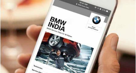 BMW Smart Video 1