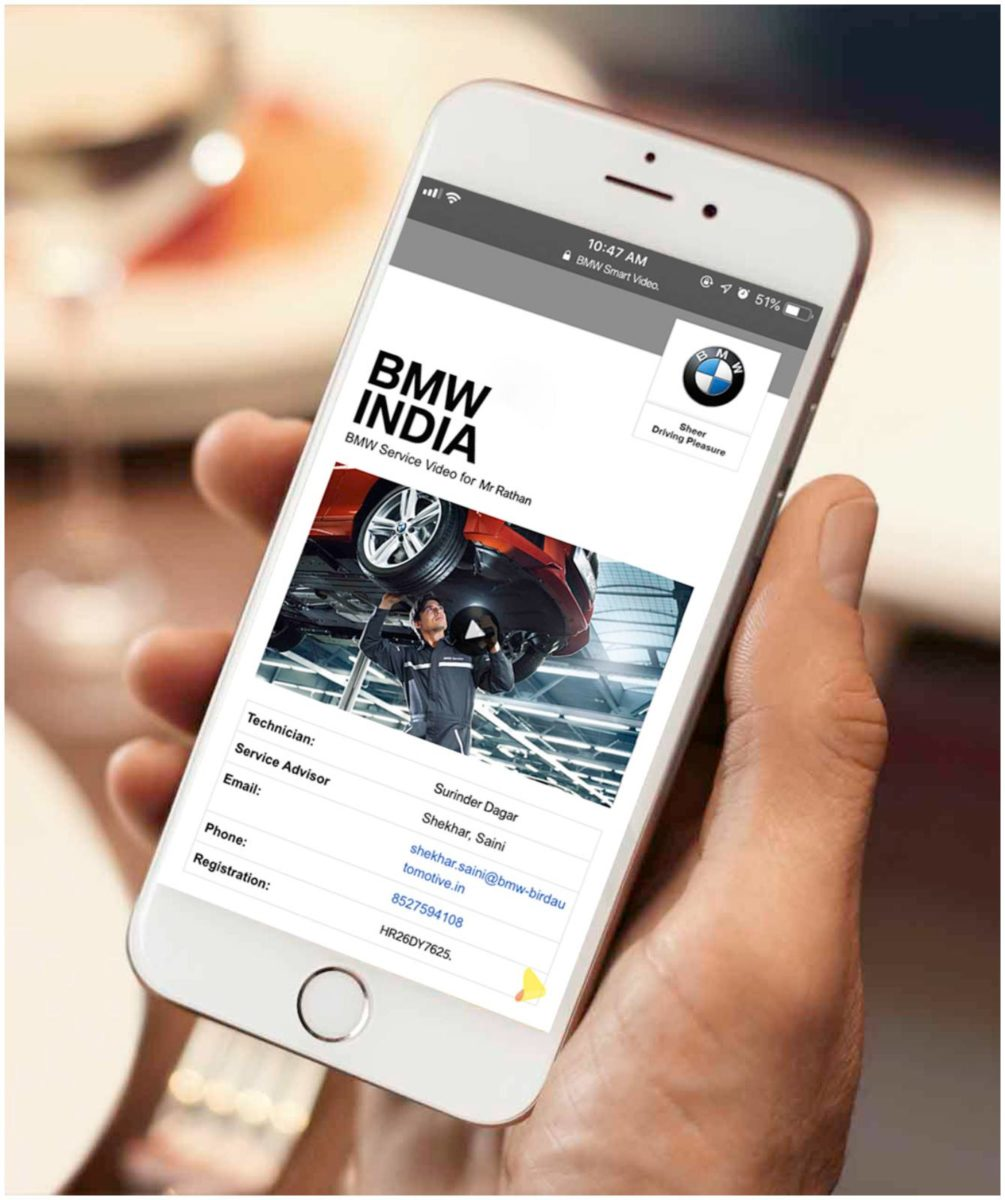 BMW Smart Video 2