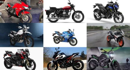 Bikes Under Rs 2 lakh