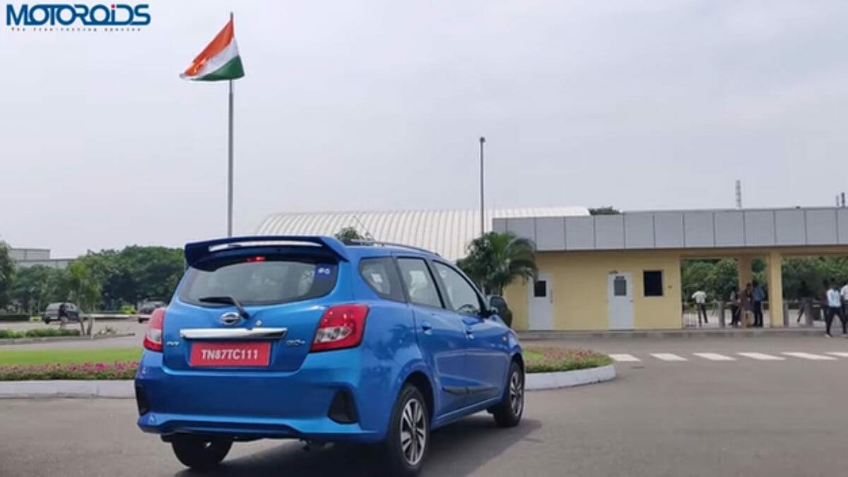 Datsun Go and Go+ CVT Review (25)