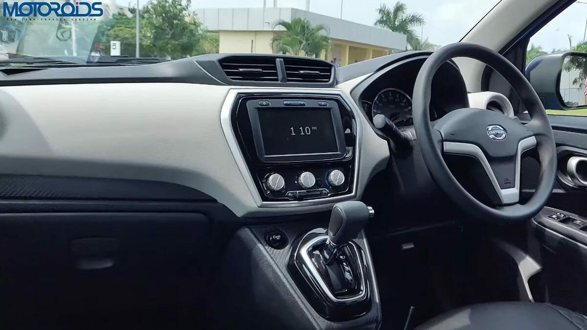 Datsun Go and Go+ CVT Review (4)