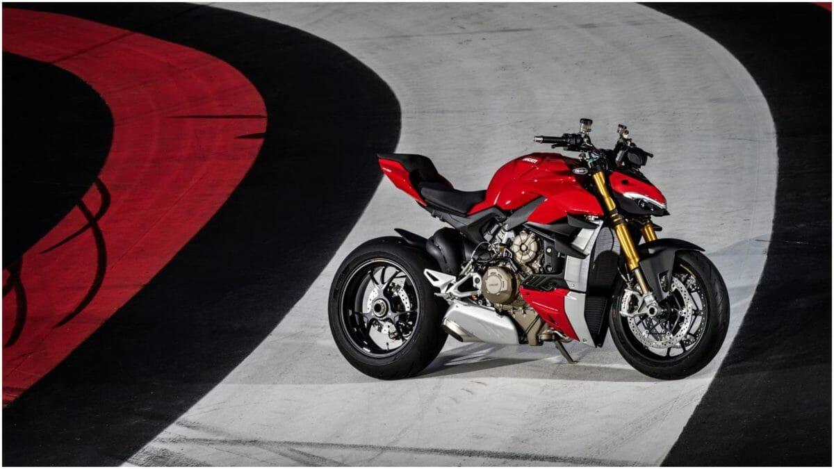 Ducati Streetfigher V4