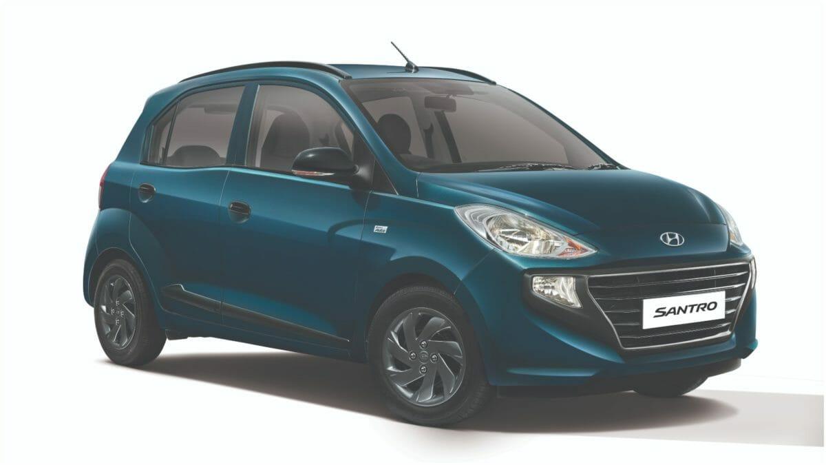 Hyundai SANTRO – Exterior