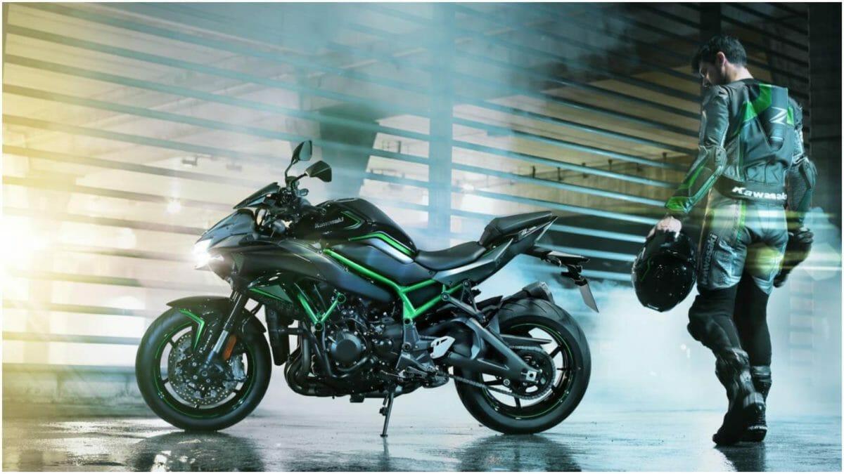 Kawasaki Z H2 3