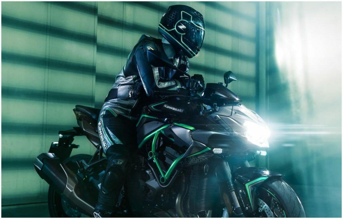 Kawasaki Z H2 4