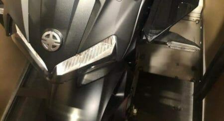 Kawasaki Z H2 Headlights