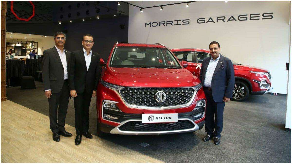 MG Motor Prabhadevi store 1