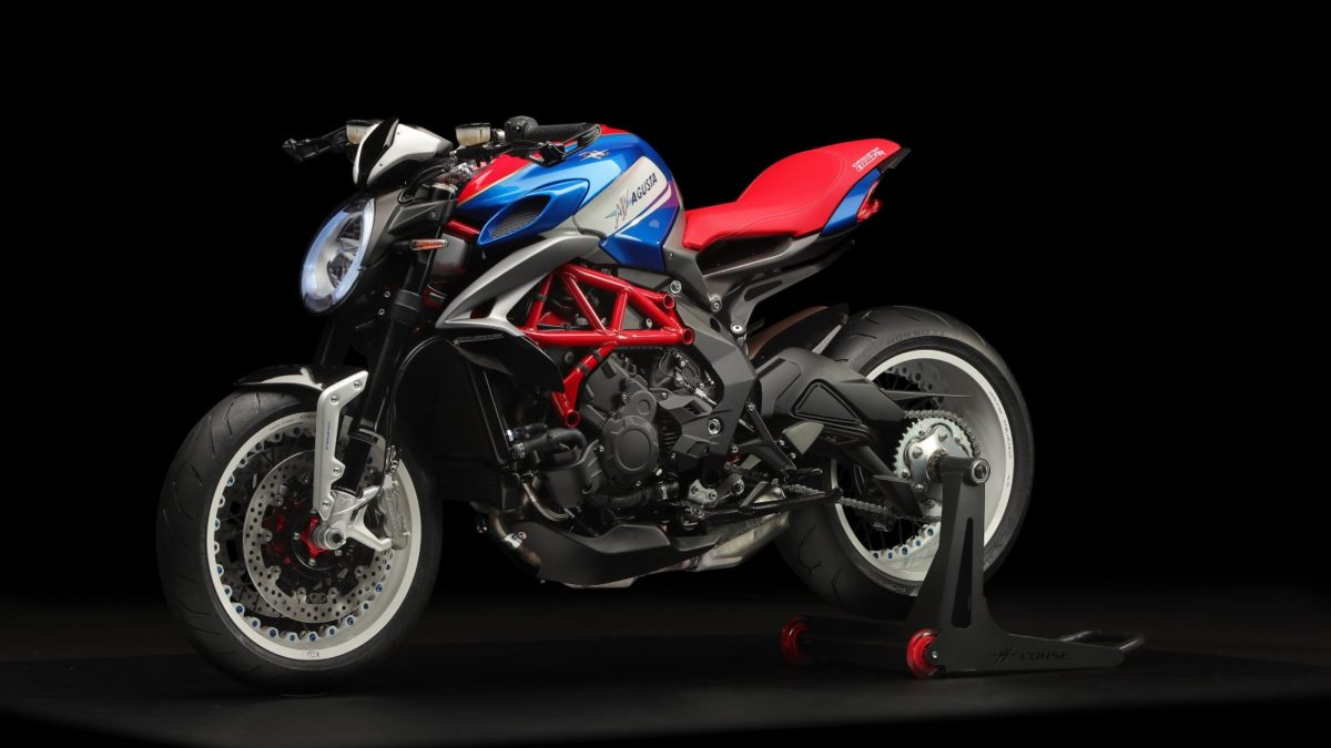 MV Agusta 800 RR America Dragster India