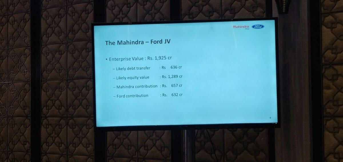 Mahinda And Ford India Partnership (6)