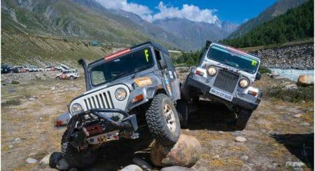 Mahindra Adventure Himalayan expedition 1