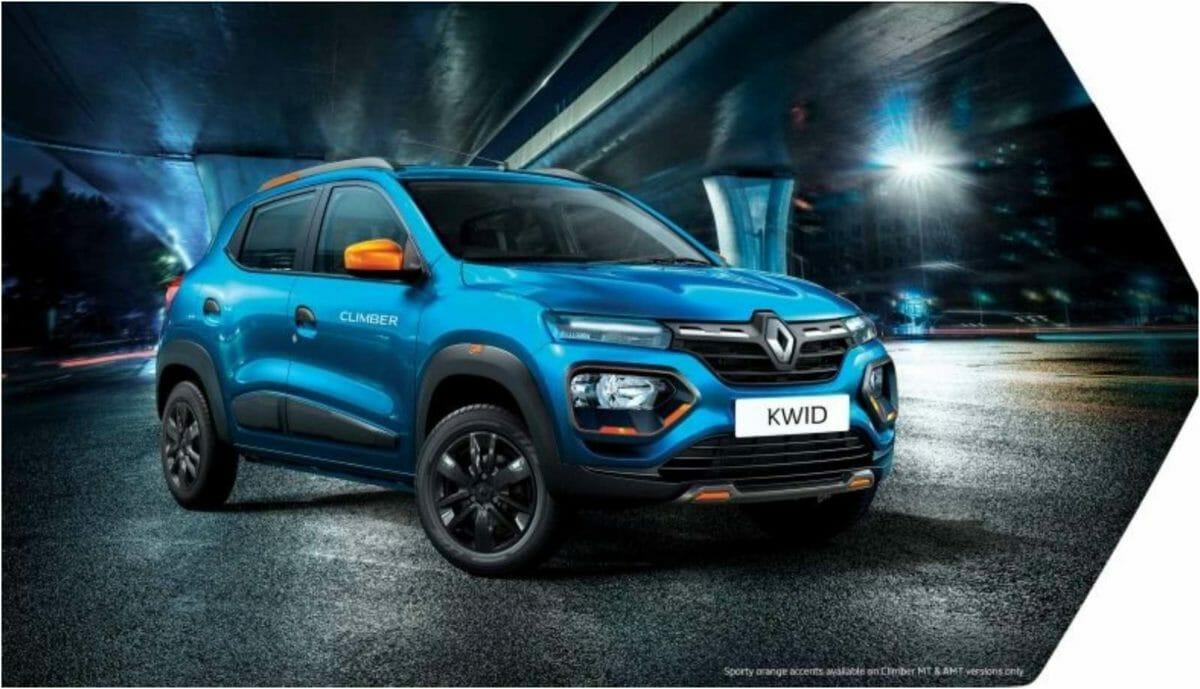 Renault Kwid facelift 10