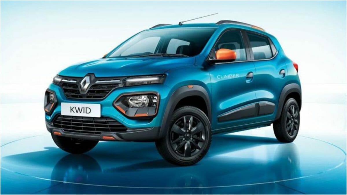 Renault Kwid facelift 2