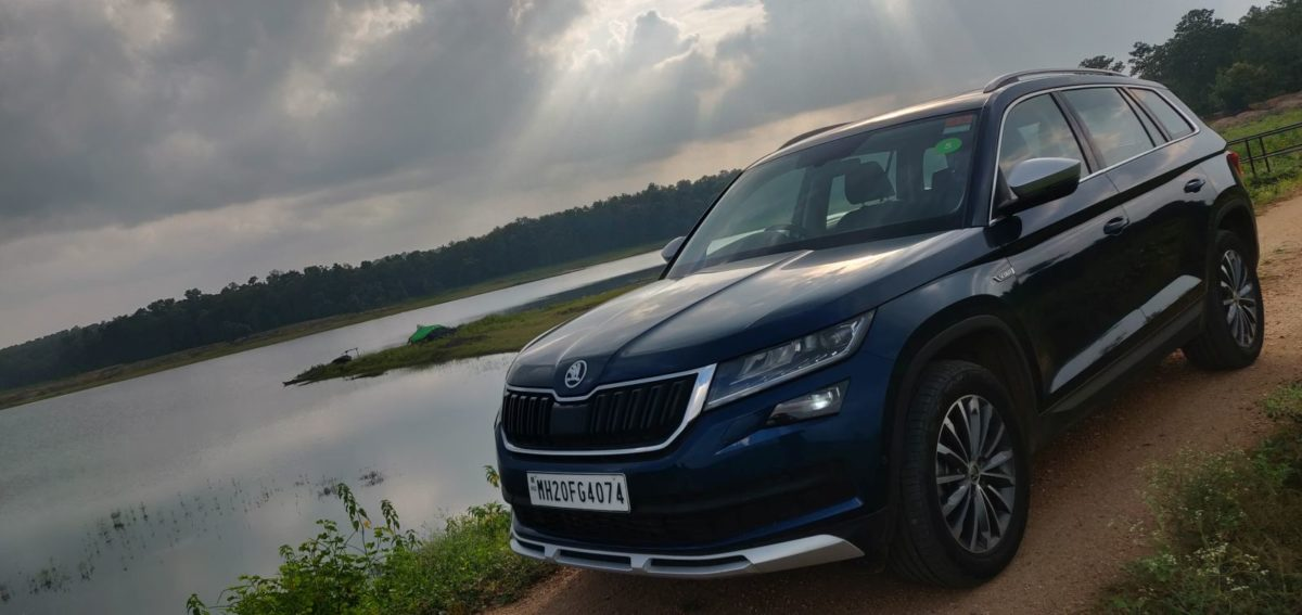 Skoda Kodiaq Scout Review Hero