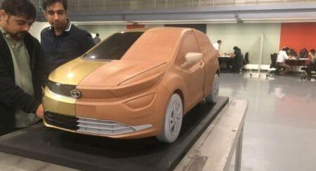 Tata Motors DEsign Studio Pune Visit