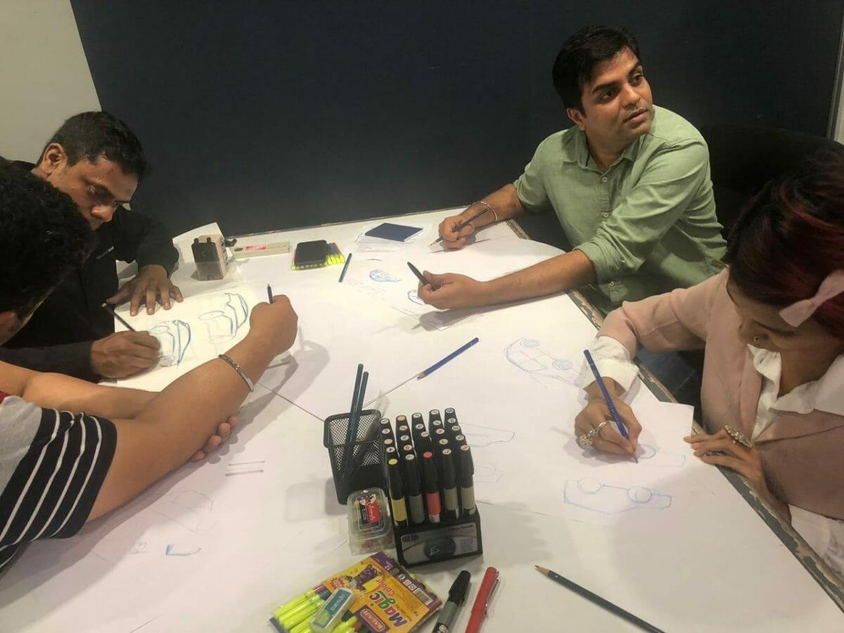 Tata Motors Design Studio Visit (6)