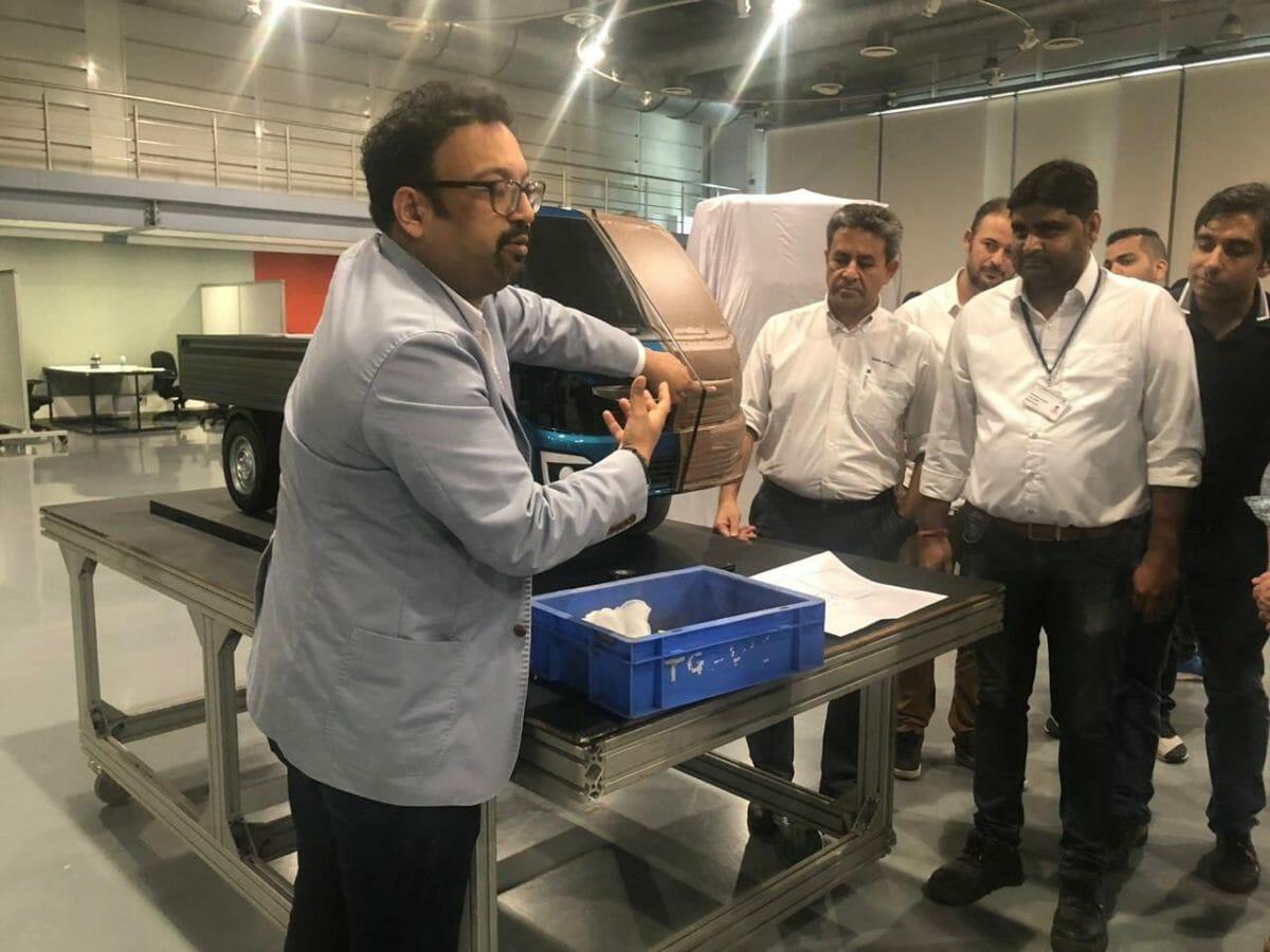 Tata Motors Design Studio Visit (8)