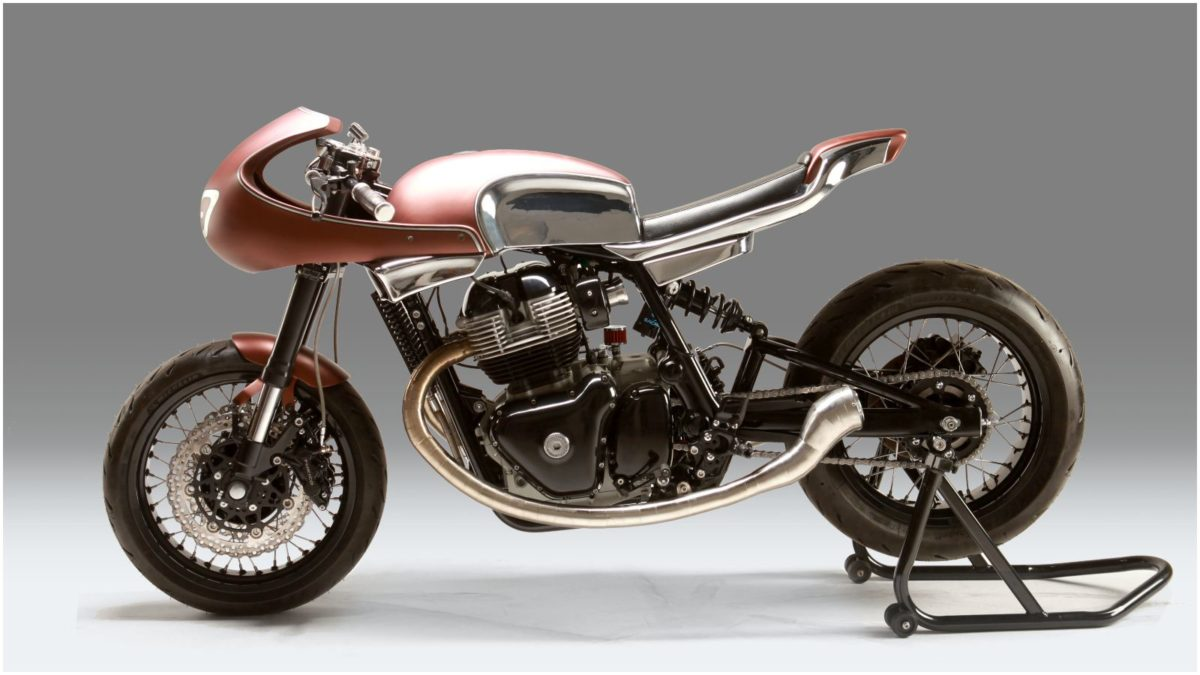 The 30 Royal Enfield Cafe Racer 4
