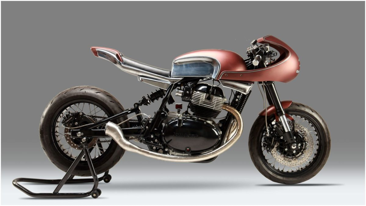 The 30 Royal Enfield Cafe Racer 5