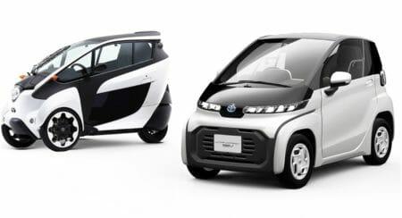 Toyota BEV 1