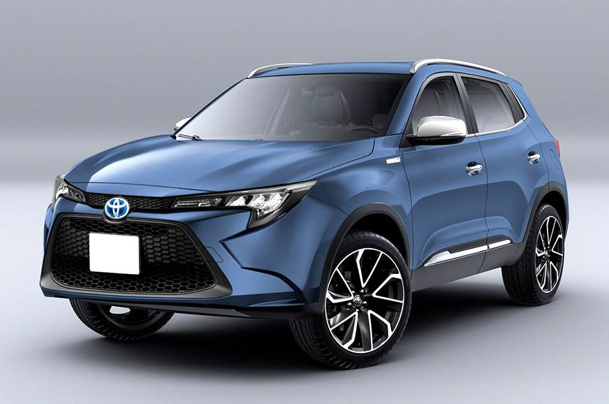 Toyota Rise Compact SUV