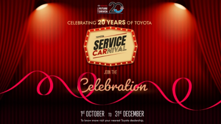Toyota Service Carnival