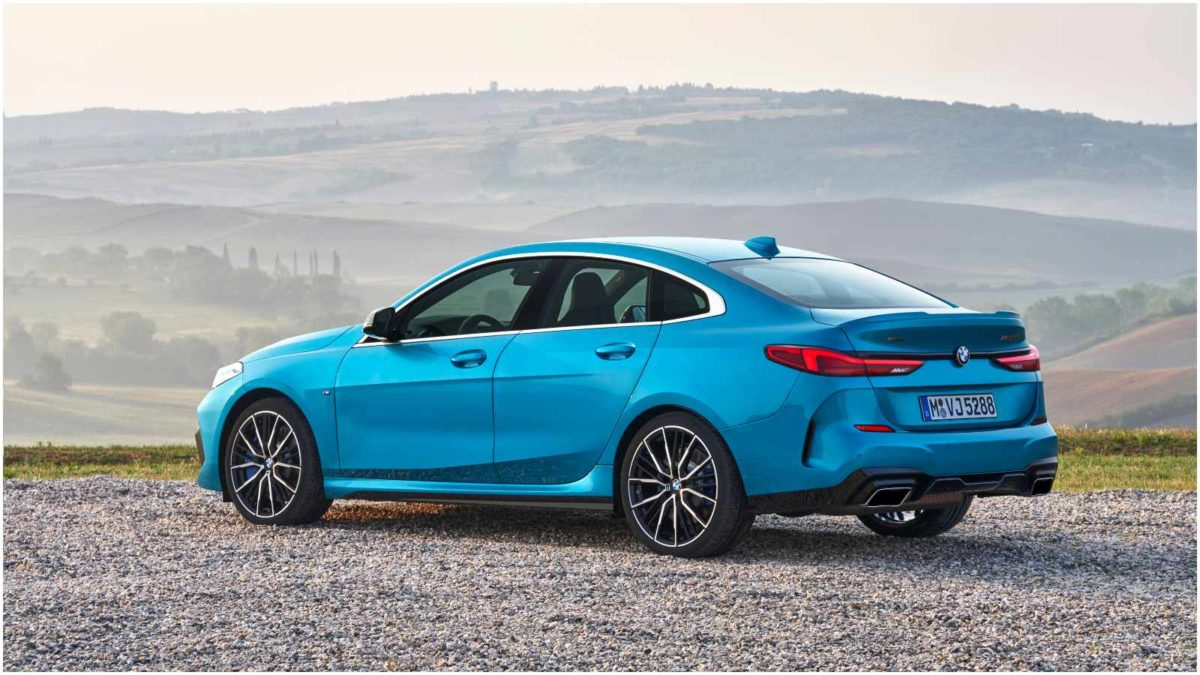 bmw 2 series gran coupe 1